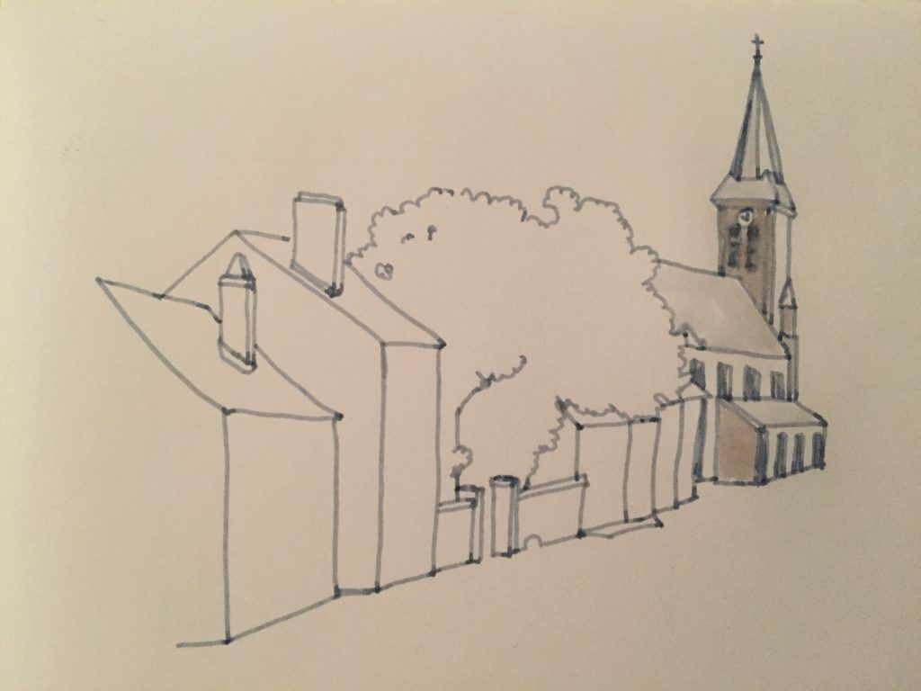 MarieGrancey_Village_feutre2