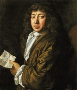 Samuel Pepys, portrait de John Hayls (1666), National Portrait Gallery, Londres.